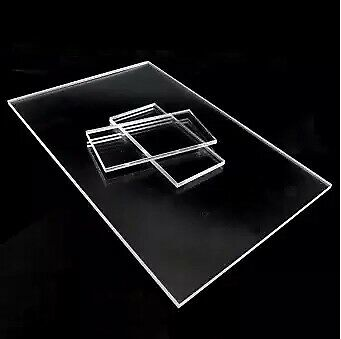 A1 A2 A3 A4 A5 Clear Perspex Acrylic Plastic Sheet Cut to Size Transparent Glass