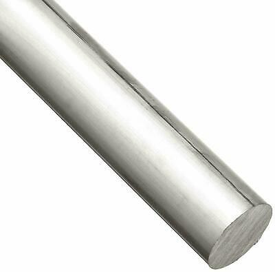 "Aluminum 6061 round rod 10"" long 2-1/2"" solid t6511 lathe bar stock 2.50"" od x10"
