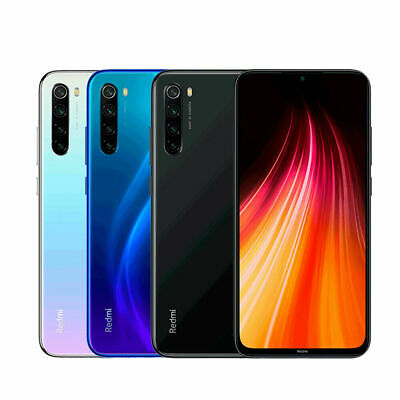 Global Version Xiaomi Redmi Note 8/8 Pro 64/128 GB Octa Core Smartphone Mobile