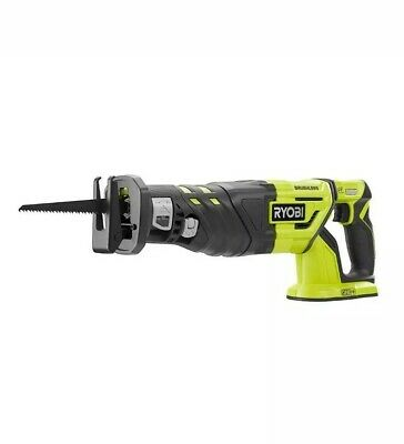 RYOBI 18-Volt ONE+ Cordless Brushless Reciprocating Saw (Tool Only)