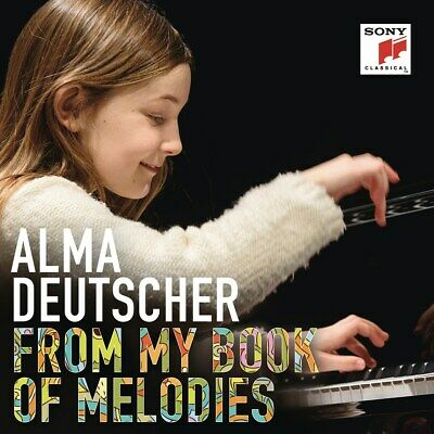 Alma Deutscher: From My Book of Melodies - Alma Deutscher (Album) [CD]