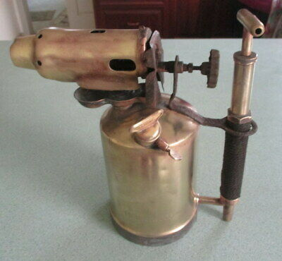 Vintage Collectable Primus kerosene oil blowtorch No 605 - Made in Sweden