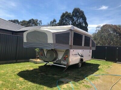 Jayco Flamingo 2012 Caravan with complete Package Lots of items included