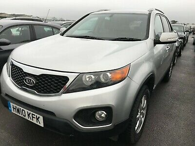 2010 Kia Sorento 2.2 Crdi Kx-2 - 1F/Ownr, 10 Stamps, 7 Seats, Leather, Lovely