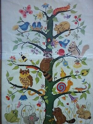 "Dimensions ""Tree Of Life"" Crewel Needlework Embroidery Kit"