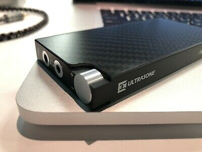Ultrasone Panther DAC Converter and headphone amplifier