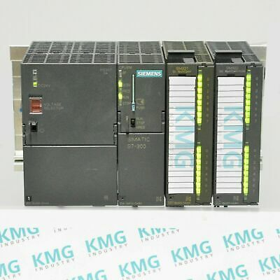 Siemens Simatic S7 300 SPS PLC DI DO CPU314 6ES7 314-1AF10-0AB0 TIA fähig tested