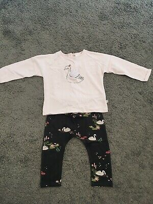 Girls Next Swan Outfit