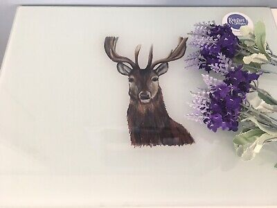 Stag Chopping Board, Cutting Board, For Stag Lovers, Stag Gift