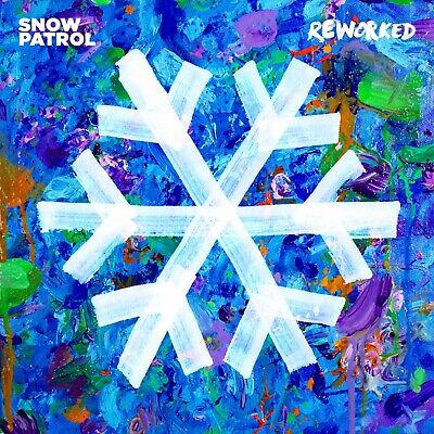 Snow Patrol Reworked Hand Signed Autographed Cd Album 2019 Brand New Sealed !