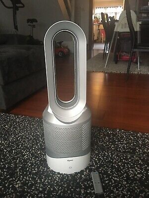 Dyson HP02 Pure Hot & Cool Link Purifying Fan with Remote