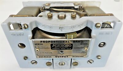 Foxboro 58P4 Proportional Tape Controller for Chart Recorder