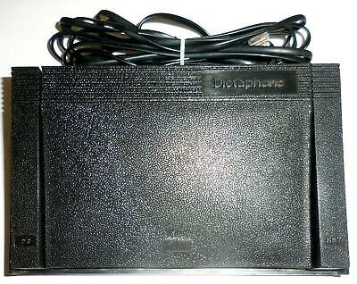 Dictaphone 177585 Old Style Foot Pedal for Dictation Transcriber Machine