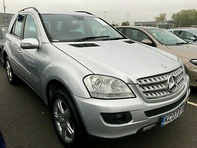 2007 Mercedes-Benz Ml280 3.0 Cdi Sport - Spares Or Repairs, Smokey