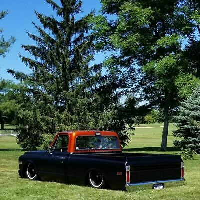 1970 Chevrolet C-10  1970 GMC / C10 Bagged