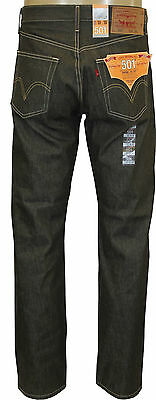 """Nwt Levi's 501-0633 Brown Jeans """"Shrink To Fit"""" Levi's Jean"""