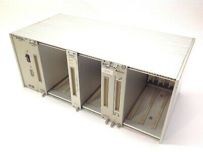 National Instruments SCXI-1001 Chassis w/ (3) SCXI-1181 & SCXI-1100