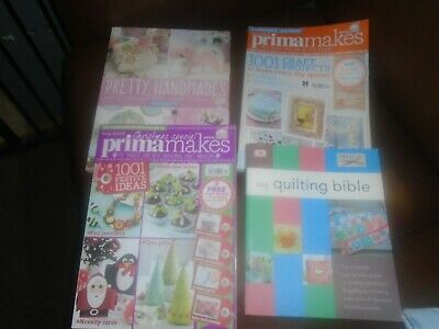 Assorted Bundle Craft Books Quilting Sewing Rrp £52