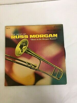 Vinyl Record - The Best of Russ Morgan and his Orchestra -