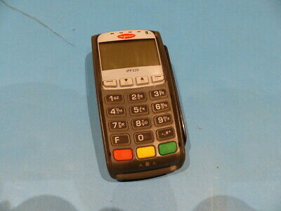 Ingenico Ipp320-01T1358A Credit Debit Card Terminal Reader