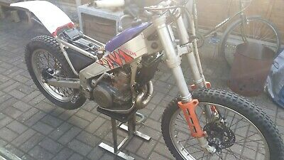 trials bike project honda tlr260 montesa barn find spares or repair