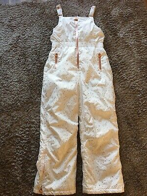 Ted Baker Girls Ski Trousers Dungarees T