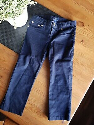 ❤ Polo Ralph Lauren Gorgeous Navy Jeans Age 5 Years ❤