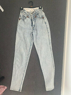 Vintage high waisted jeans Size 6