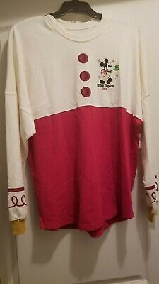Disney Parks Mickey's Very Merry Christmas Party 2019 Spirit Jersey Adult XLarge