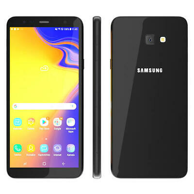 "Brand New Samsung Galaxy J4 +PLUS 32GB 6"" Display 4G LTE 13MP DUAL SIM"