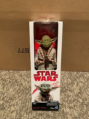 Star Wars The Empire Strikes Back 12-inch-Yoda Figure Rare NEW (mv)