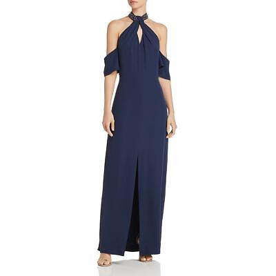 Laundry by Shelli Segal Womens Crepe Party Evening Dress Gown BHFO 9891