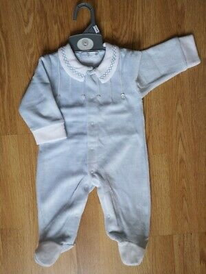 *New Winter* Baby Boys Romany Spanish Cream and Red Wine dogtooth print 3-18Mths