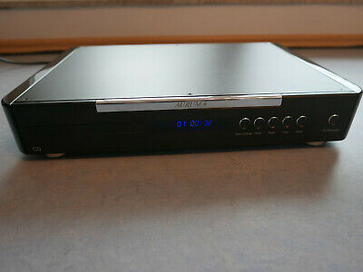 Quadral Aurum C 5 DA High End CD Player D A Wandler inkl. Remote Control