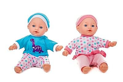 Chad Valley Babies to Love Talking Twin Dolls.
