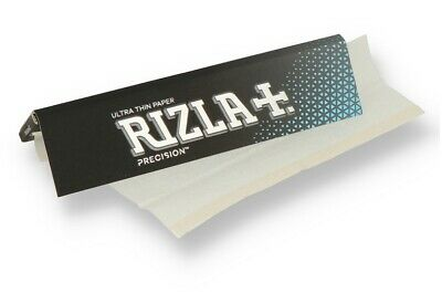 NEW Rizla Precision King Size Rolling Papers ultra thin (1/2/5/10/20/50)pcs