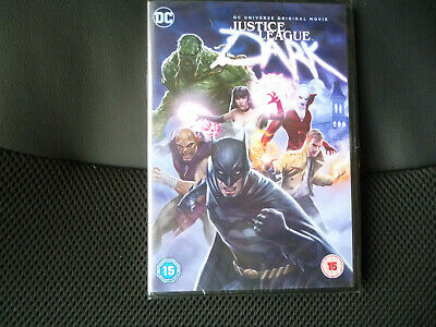 Justice League Dark dvd new still wrapped