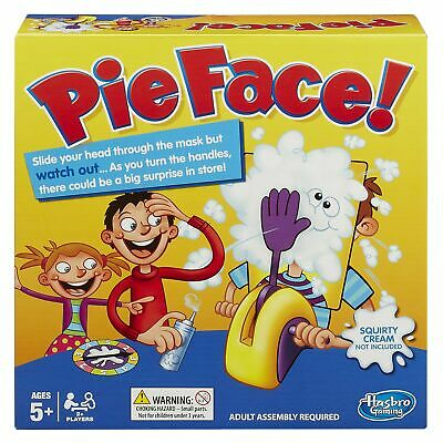 Pie Face Game *Official*