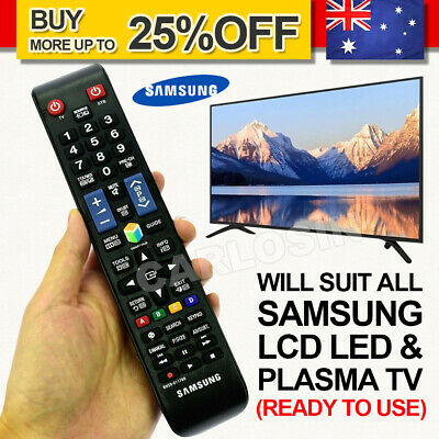 For Samsung Universal TV Remote Control NO PROGRAMMING Smart 3D HDTV LED LCD TV