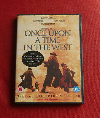Once Upon A Time In The West - 2-Disc Special Edition - Region 2 DVD Henry Fonda