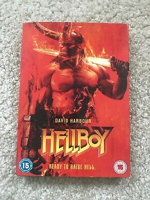 Hellboy Ready To Raise Hell Dvd