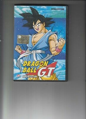 Dvd Dragon Ball Gt Vol. 1 - Accettabile