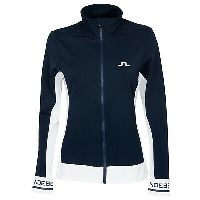 J LINDEBERG PIPA LADIES MID LAYER - 4 Colours Available