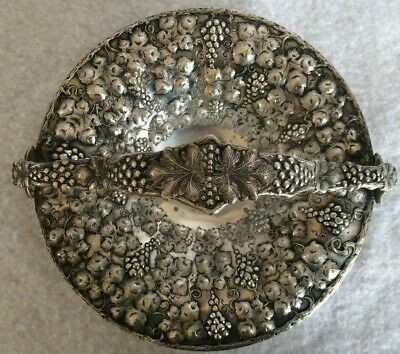 Antique Barbour Silver Plate International S Co. #9224 Repousse