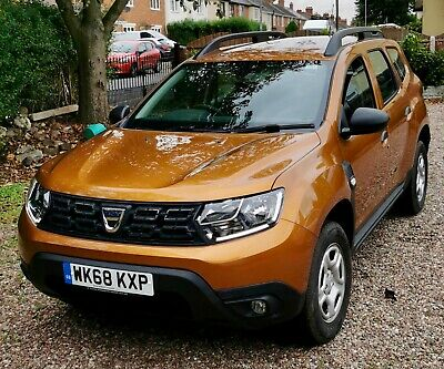 Dacia Duster 1.6 SCe Essential, (3688 miles only), p/x swap possible