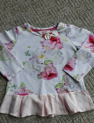 🌹Girls🌹 TED BAKER 🌹pretty top age 2-3 VGC🌹