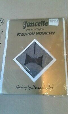Jancelle One Size Fashion Bow  Tights