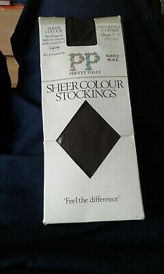 Pretty Polly Sheer Colours Stockings
