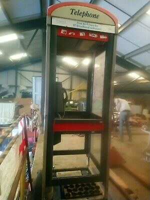 Old BT Phone Box Stainless Steel Vintage Antique