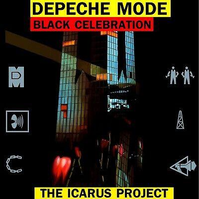 Depeche Mode -  Black Celebration - The Icarus Project Remix CD